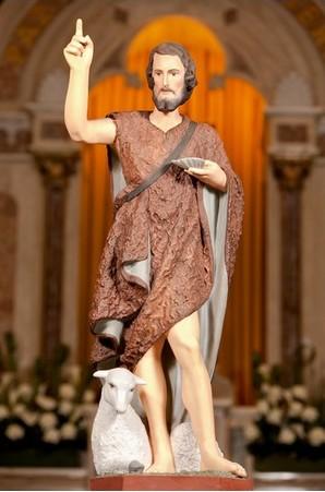 Paróquia do Sancho realiza novenário em honra a São João Batista ...