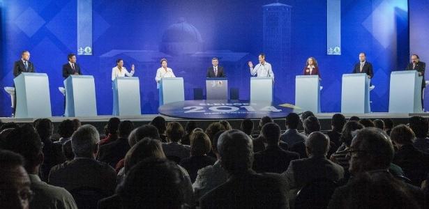 Debate da CNBB: presidenciáveis apresentam propostas de governo