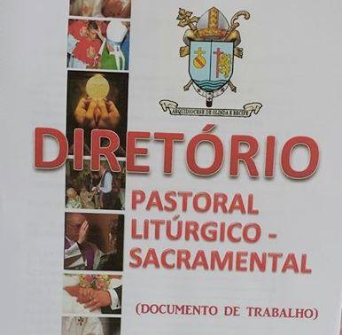 Diretório Pastoral Litúrgico Sacramental – Documento de Trabalho (download)