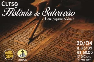 Escola de Evangelização Santo André promove curso sobre o Antigo Testamento