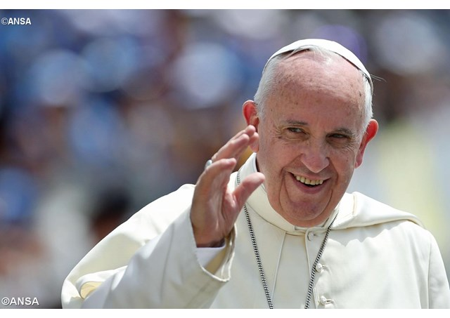 Papa Francisco, Abolicionista do ano 2015