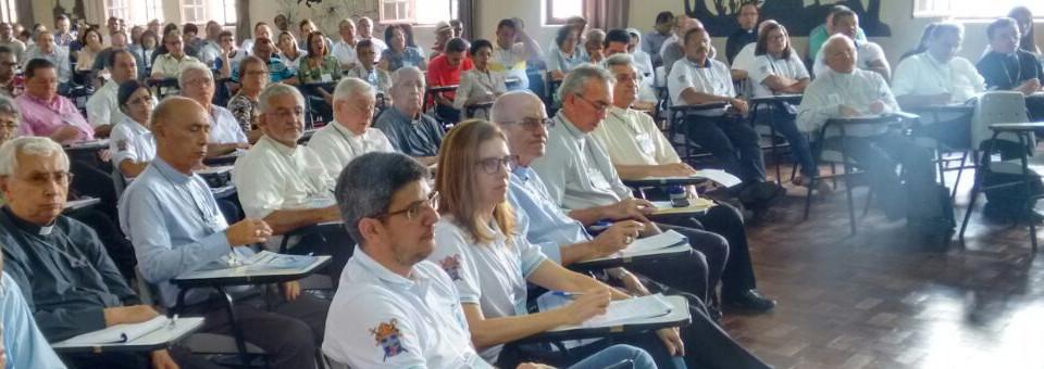 Dom Fernando participa da Assembleia Regional dos Bispos na Paraíba
