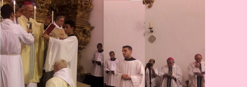 Sermão da Bênção Abacial de Dom Luiz Pedro Soares é a mensagem de Ano Novo do Arcebispo