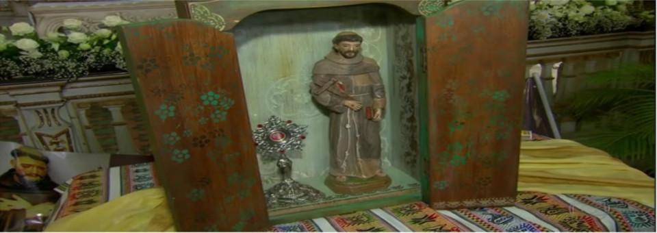 Paróquias pernambucanas recebem visita da relíquia de São Francisco de Assis