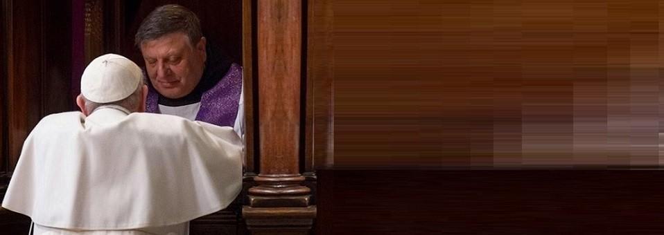 24 horas para o Senhor: papa Francisco convida igrejas a evidenciarem o sacramento da reconciliação