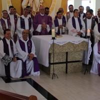 Primeira turma do clero conclui retiro espiritual em Camocim de São Félix