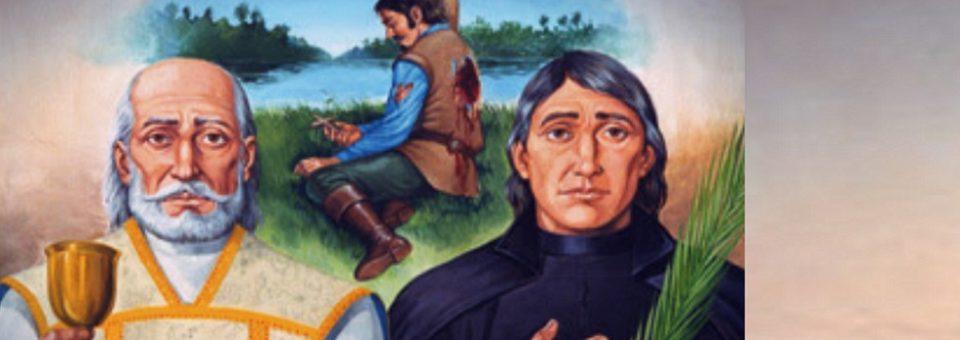Protomártires do Brasil serão canonizados em 15 de outubro próximo