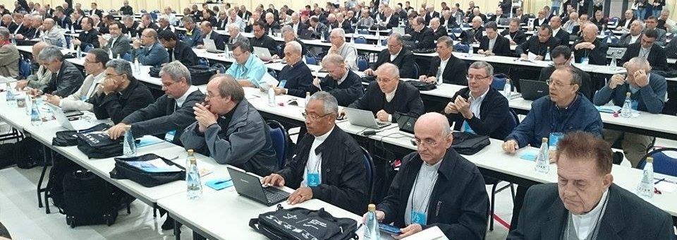 Bispos realizam Assembleia Geral em Aparecida