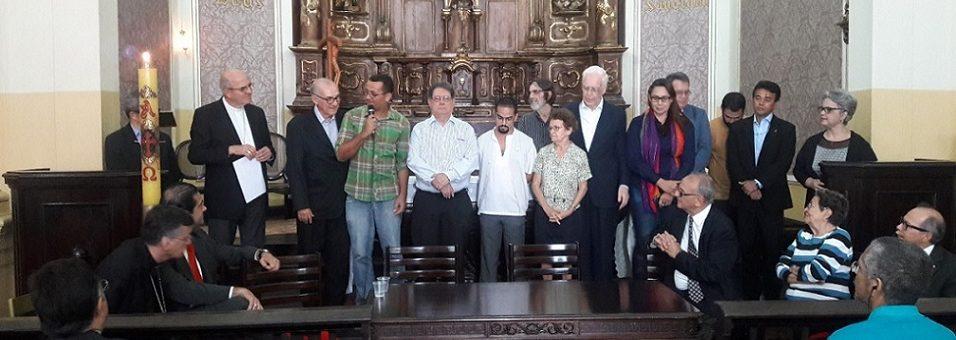 Dom Fernando refunda Comissão de Justiça e Paz da Arquidiocese no Recife