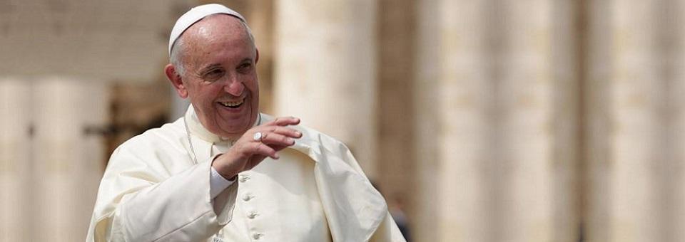 Papa comemora hoje jubileu de prata de ordenação episcopal