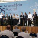 Dom André Félix e Monsenhor Francisco Gabriel participam de encontro para novos bispos em Brasília