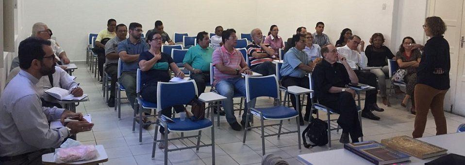 Arquidiocese e Iphan repassam orientações na  Semana Nacional de Patrimônio