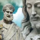 """Reflexão XXI Domingo Tempo Comum: """"A fé de Pedro: a pedra da fé""""( Mt 16,13-20)"""