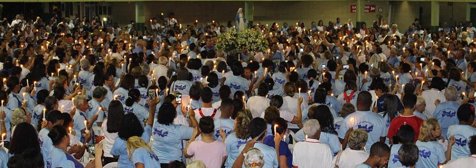 Legião de Maria comemora Jubileu de Brilhante com celebração no Recife