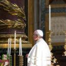 Papa agradece bom êxito da viagem à Colômbia