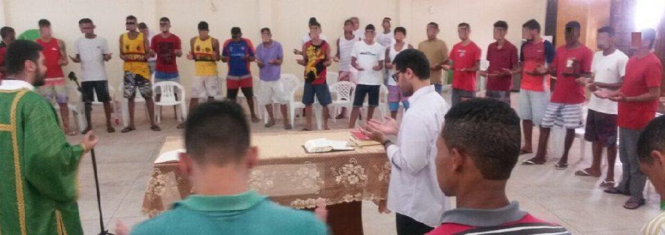 Pastoral Carcerária do Vicariato Igarassu promove Semana Missionária
