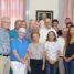 Arcebispo recebe comunidade alemã que apoia projetos na Arquidiocese