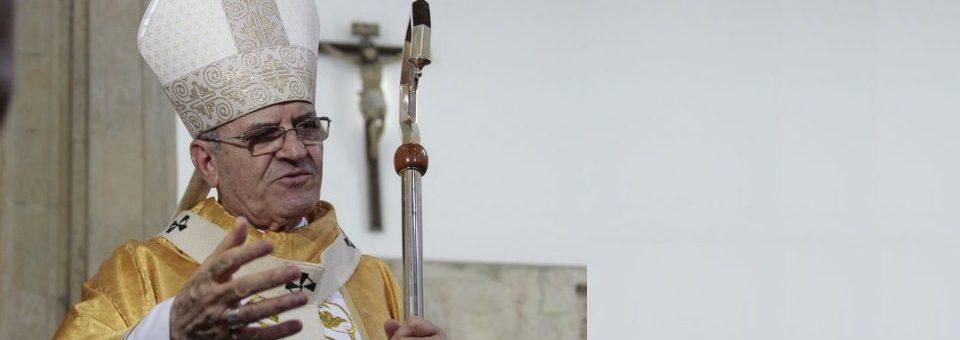 A palavra do arcebispo -novembro