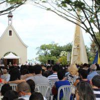 Dom Fernando celebra 25 anos do santuário que ajudou a construir em Olinda