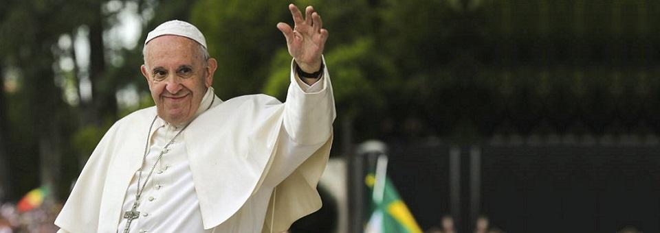 Papa vive expectativa de encontrar o povo de Bangladesh
