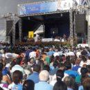Milhares de fiéis sobem o morro para homenagear Nossa Senhora da Conceição