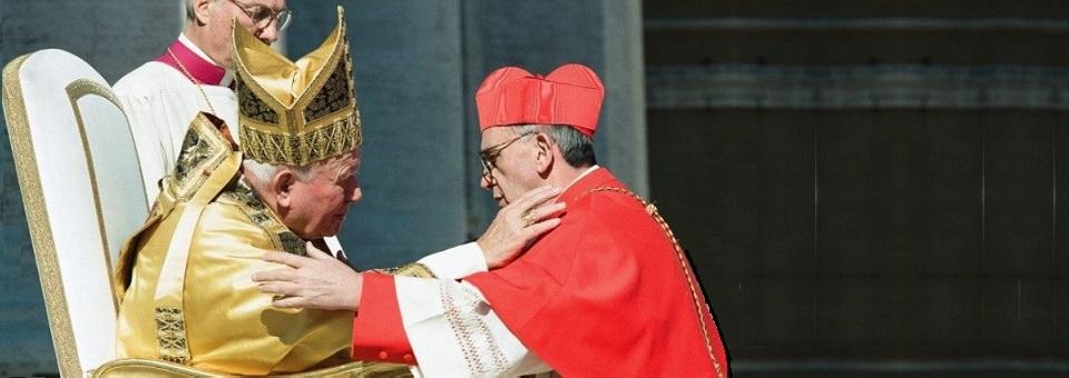 Bergoglio completa 17 anos de cardinalato