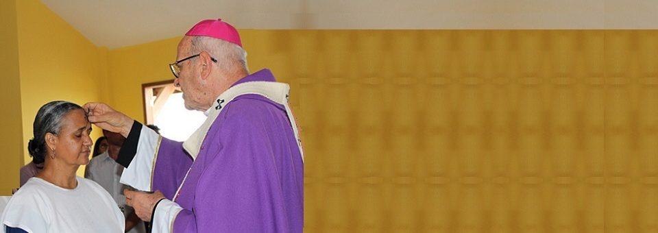 Mensagem do arcebispo para a Quaresma