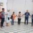 Comissão Arquidiocesana de Pastoral para a Ação Missionária e Cooperação Intereclesial visita vicariatos