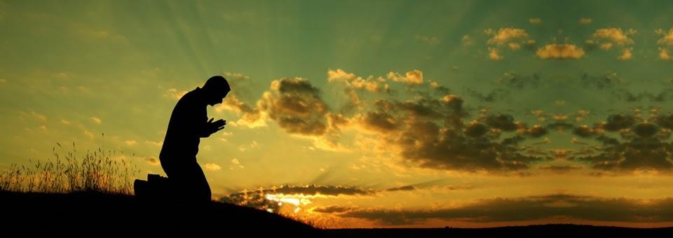 A força do jejum e da oração na superação da violência